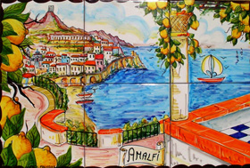 Amalfi - ceramic tiles