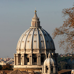 <b>The Cupola of the St. Peter's Basilica</b>