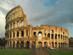 <b>Coliseum, the symbol of ancient Rome</b>