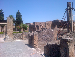<b>The House of the Faun in Pompeii</b>