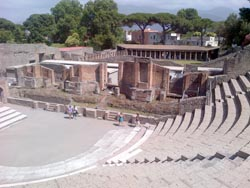 <b>The Grand Theatre and the Gladiators' Barracks</b>