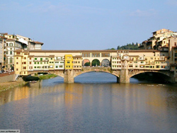 <b>Ponte Vecchio in Florence</b>