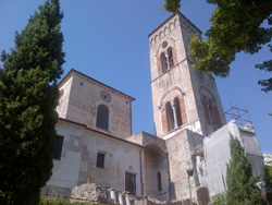 <b>Bell tower and church of Saint Pantaleone</b>