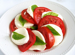 <b>Caprese Salad, typical of Capri island</b>
