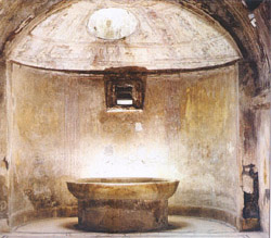 <b>Baths of the Forum</b>