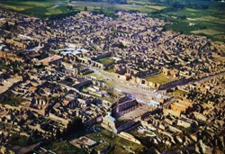 <b>The bird's eye view of Pompeii</b>