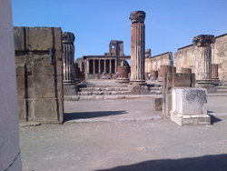 <b>The Palace of Justice in Pompeii</b>
