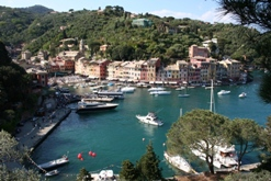 <b> View of Portofino</b>
