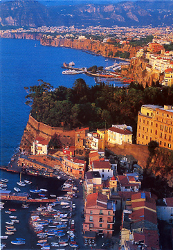<b>View of the Sorrento coast</b>