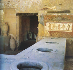 <b>Thermopolium (wine bar)</b>