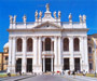 The Basilica of St. John in the Lateran in Rome