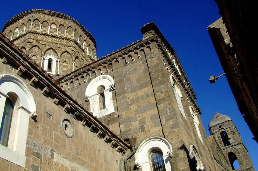 The medieval church of St. Michael at Casertavecchia